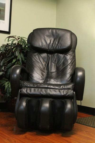 massage chairs chiropractor in frederick md dr cassie