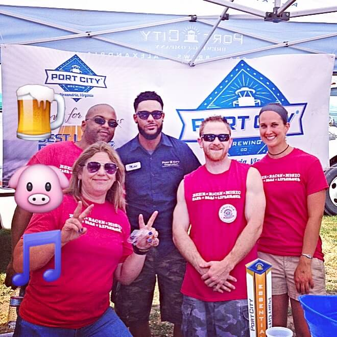 Beer Bacon Music Frederick MD Fairgrounds chiropractor port city brewing